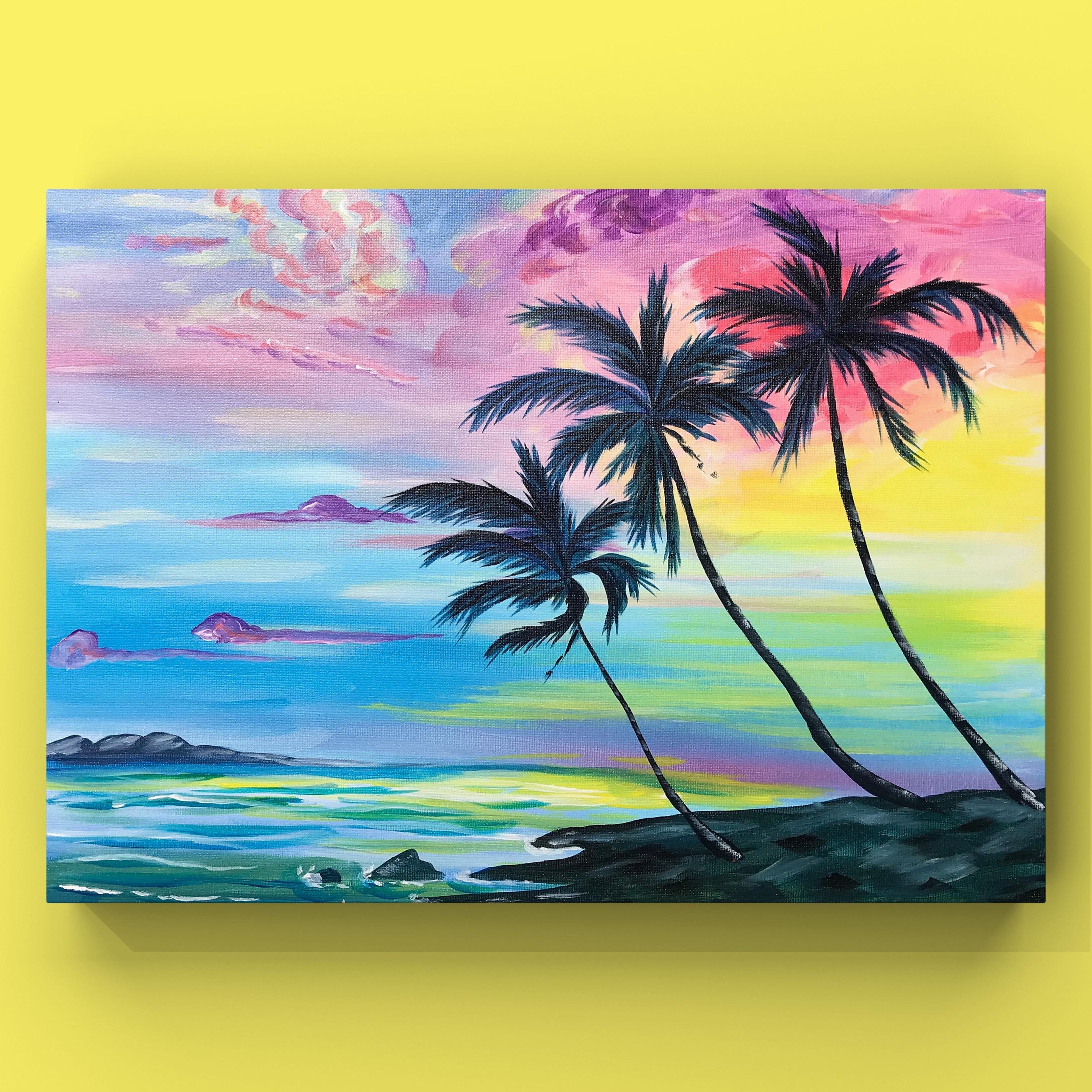 Palm Tree Daze