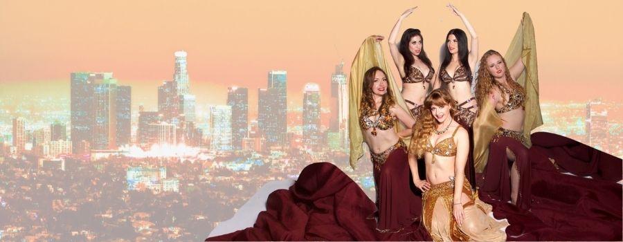 L. A. Bellydance Entertaiment Booking
