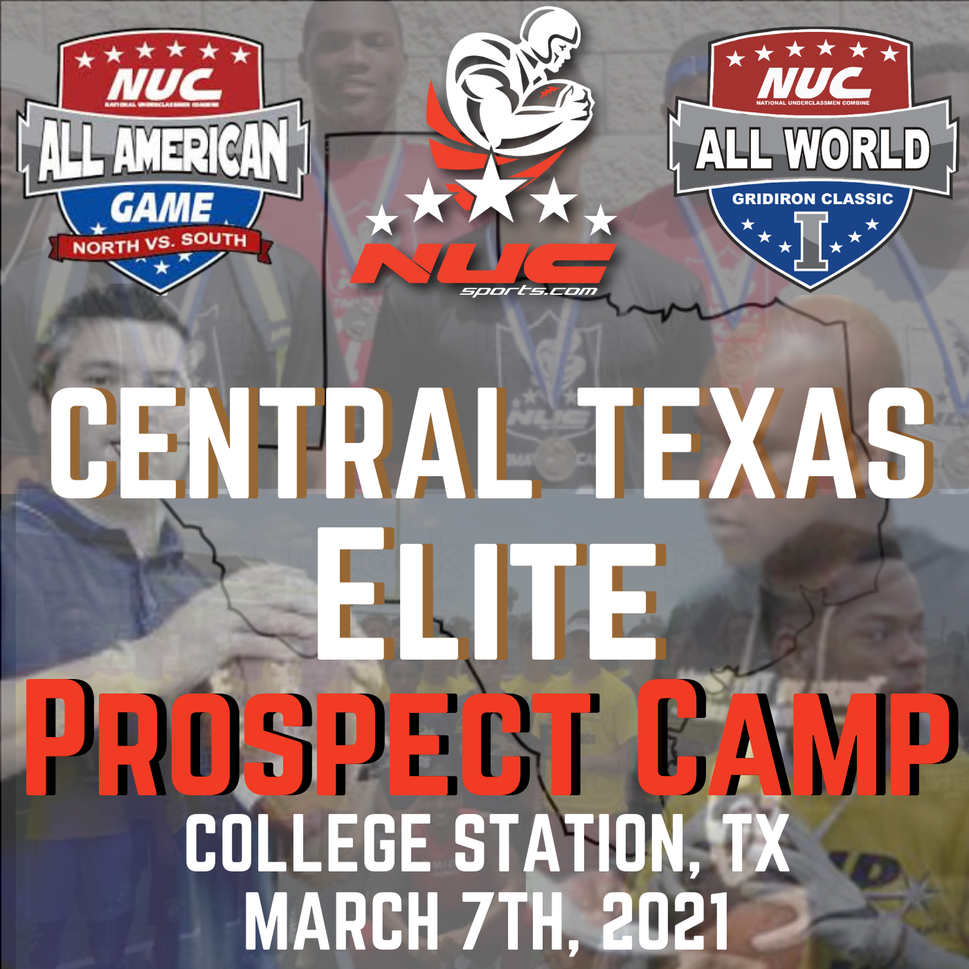 Coach Schuman's Austin Elite Prospect Showdown Camp, April 25th, 2021 St. Michael's Academy, Austin, TX