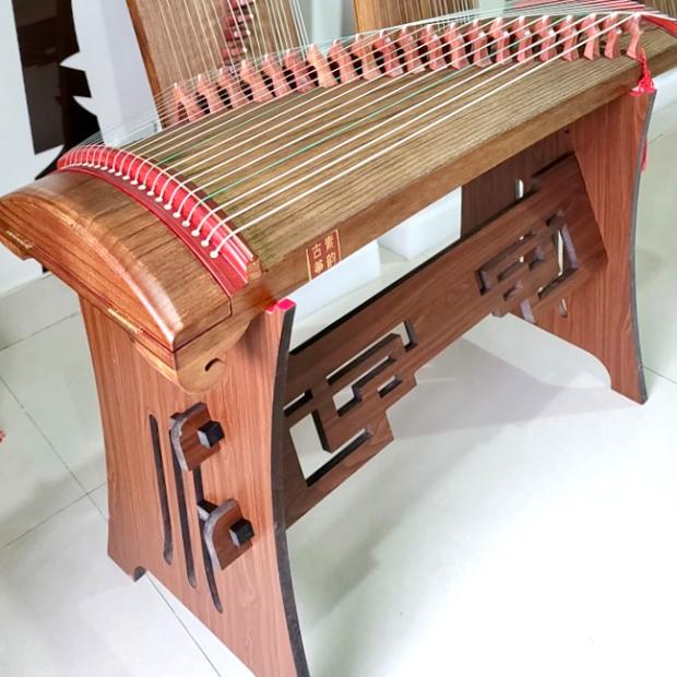 Suyun素韵 Fuxi-style Guzheng (W100)
