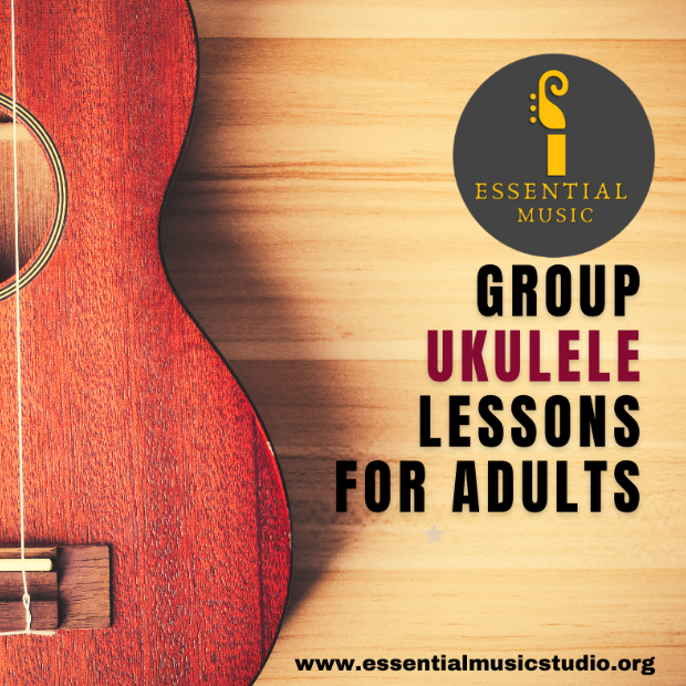 Group Ukulele Lessons for Adults