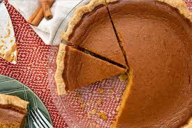 Thanksgiving Pumpkin Pie 2021