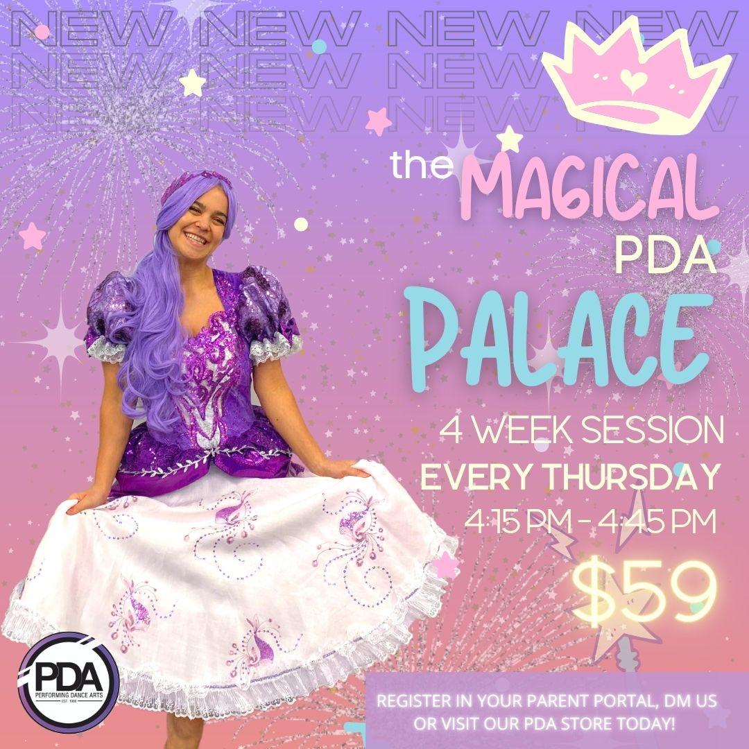 Princess P's Magical Palace