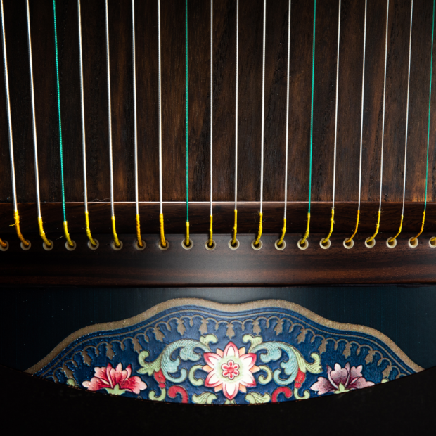 "Sobo松柏 125cm Concert Guzheng (""Imperial Princess大清格格"")"