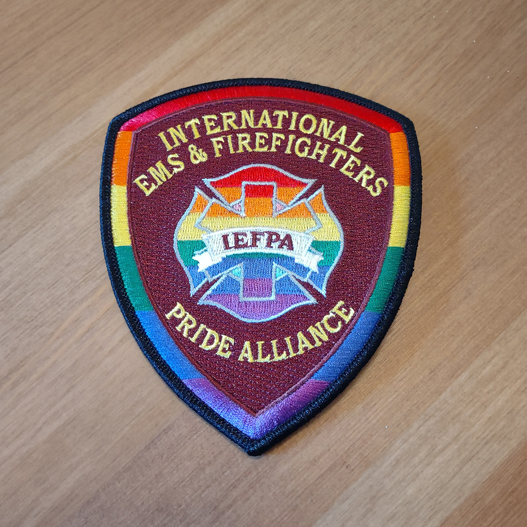 IEFPA Patch
