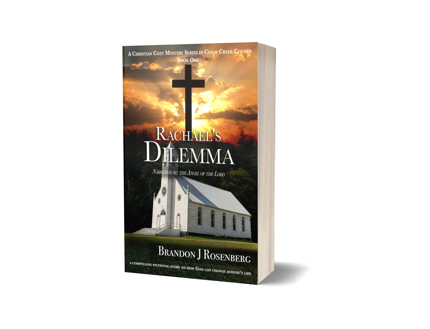 Rachael's Dilemma - Book One (Autographed by Brandon J Rosenberg)