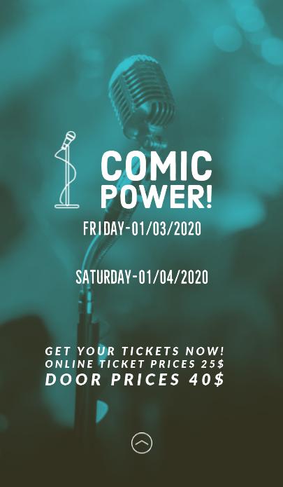 Comic Power