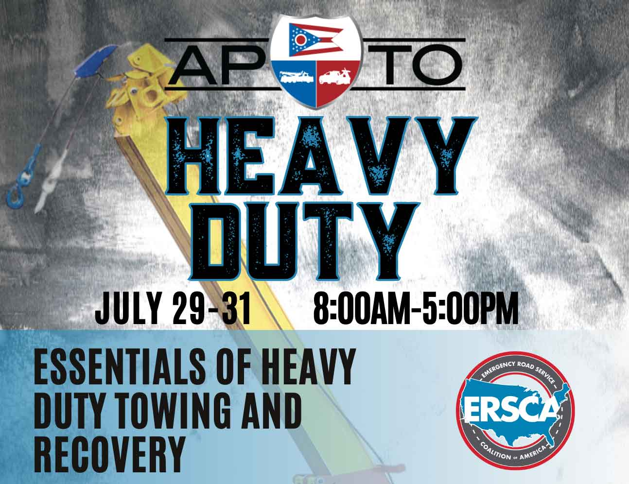 APTO/ERSCA Heavy-Duty Training Event