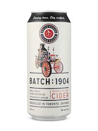 6pk BW CIDER 1904 TALL CANS