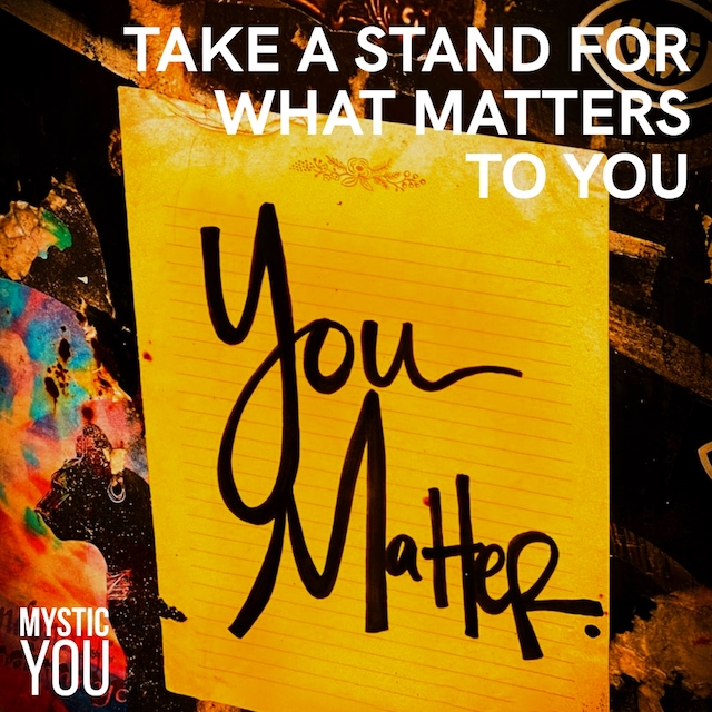 Transform your brand with your core values: Take a Stand for What Matters to You