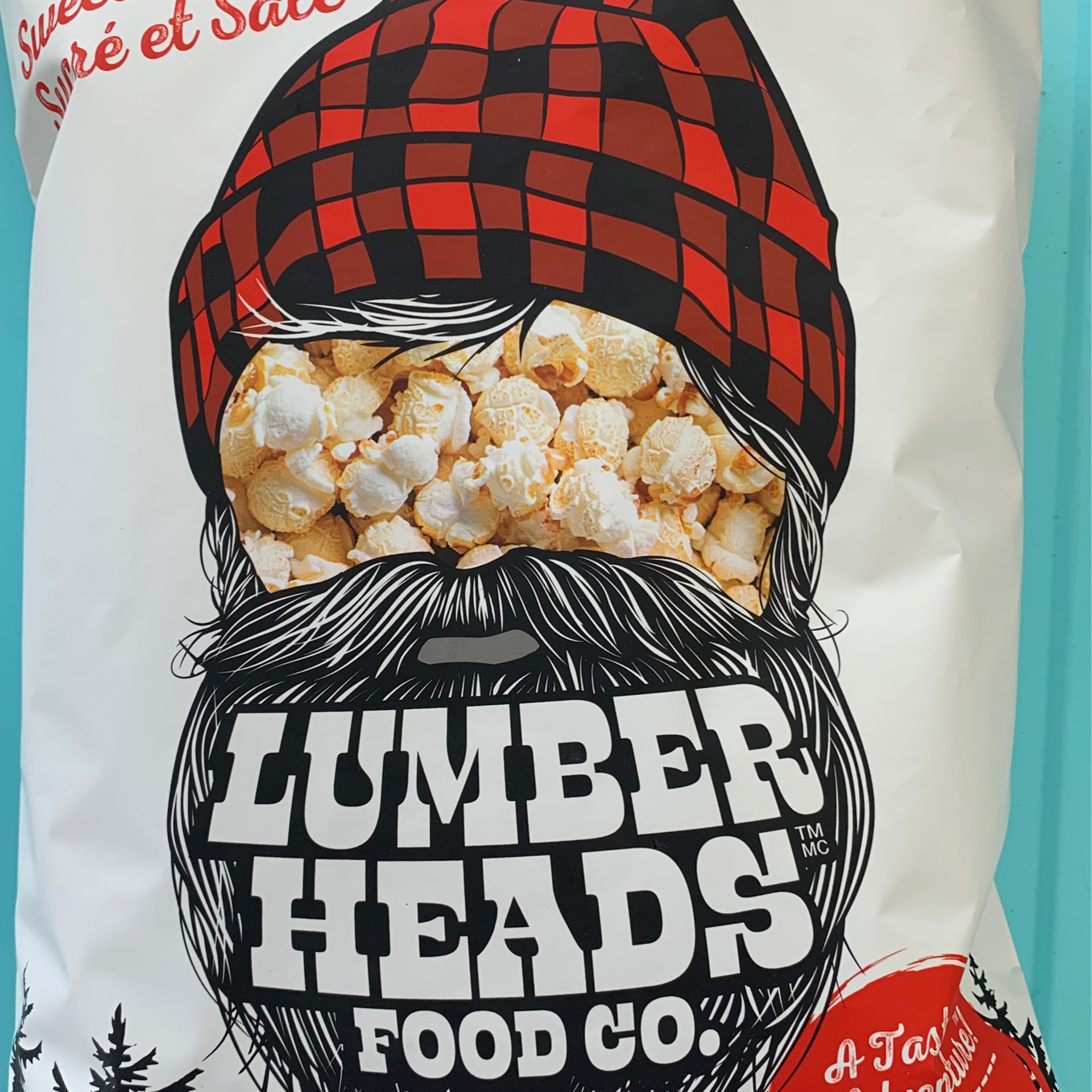 Lumberjack Kettle Corn