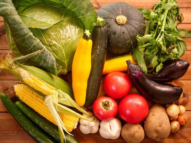 季節のお野菜セット