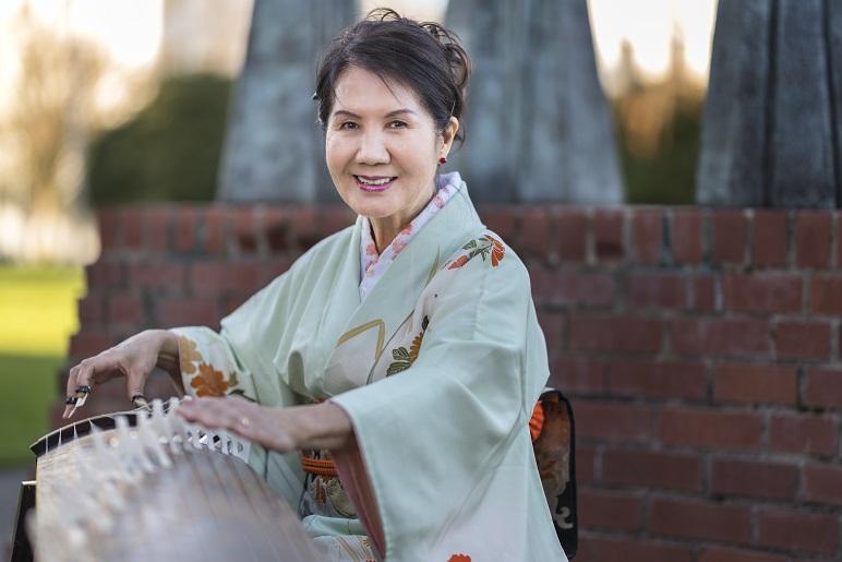Friday, April 15: Masumi Timson