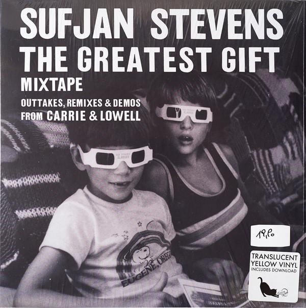 Sufjan Stevens – The Greatest Gift (translucent yellow ...