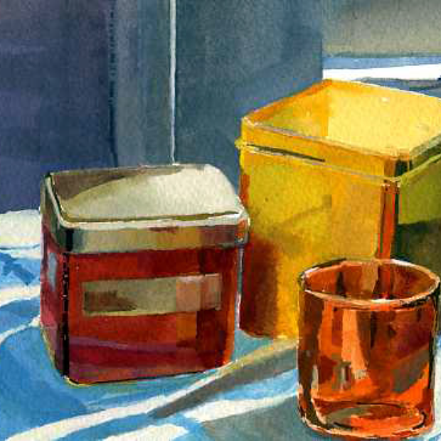 Learn To Paint In Gouache