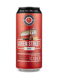 6pk BW CIDER QUEEN ST TALL CANS