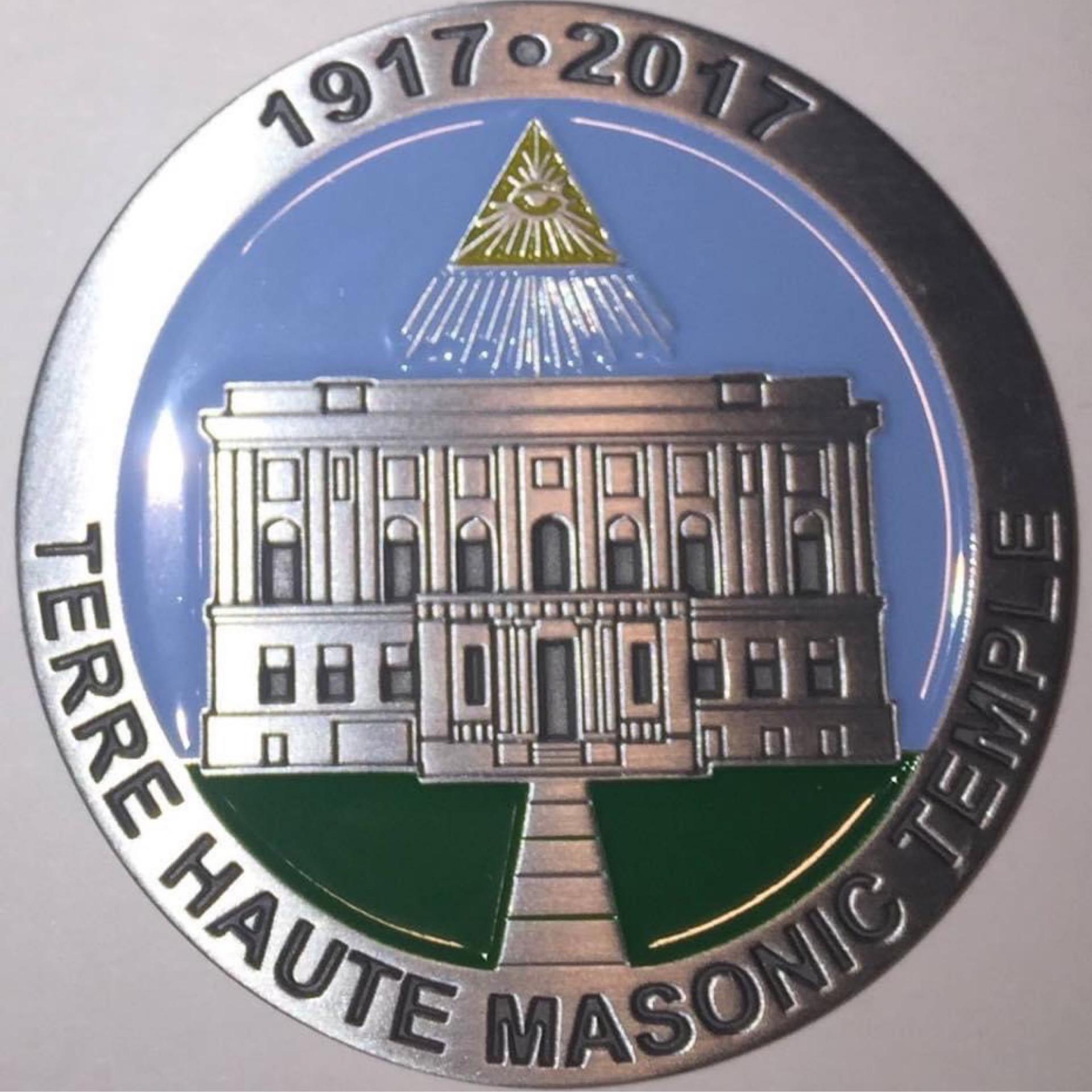 THMT Centennial Coin