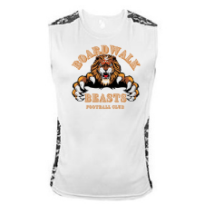 Boardwalk Beasts Football Club Tight Fit Shirt