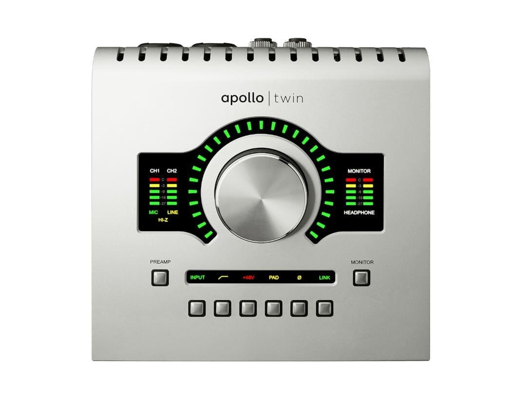 UNIVERSAL AUDIO | Apollo Twin USB  Heritage Edition