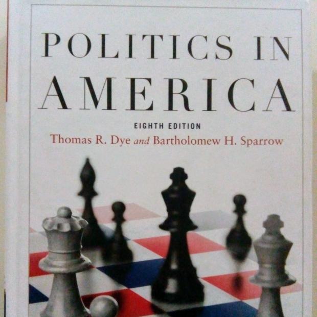 Politics in America (8th Ed)