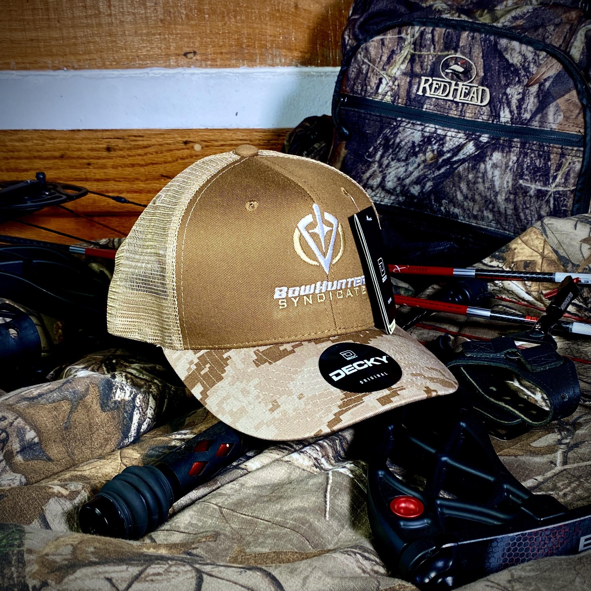 Bowhunter Syndicate Cap Model#1054-105