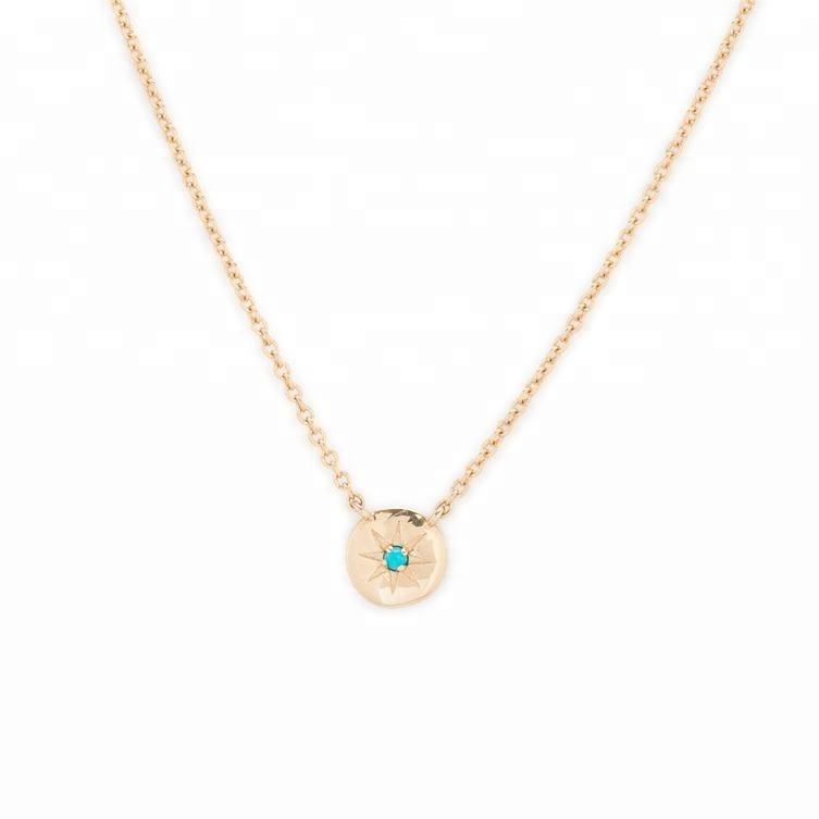 Amity Turquoise Necklace
