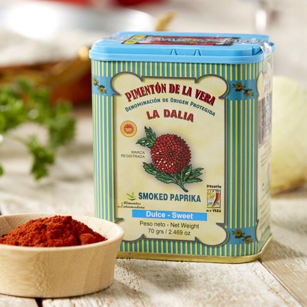 Sweet (Mild) Smoked Paprika by La Dalia