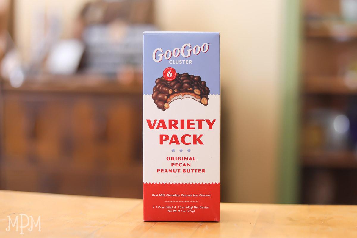 Goo Goo Cluster - Variety Pack (6 count)