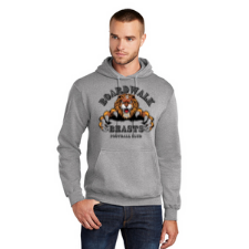 Boardwalk Beasts Football Club Hoodie
