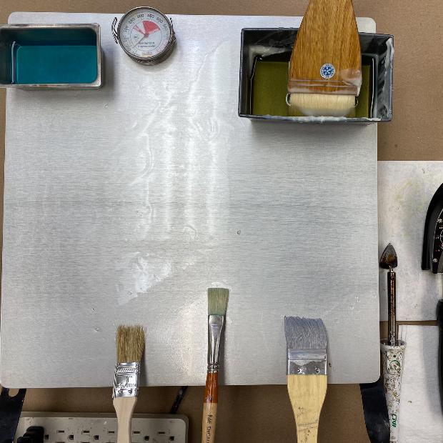 Basics of Encaustic Painting E-Course