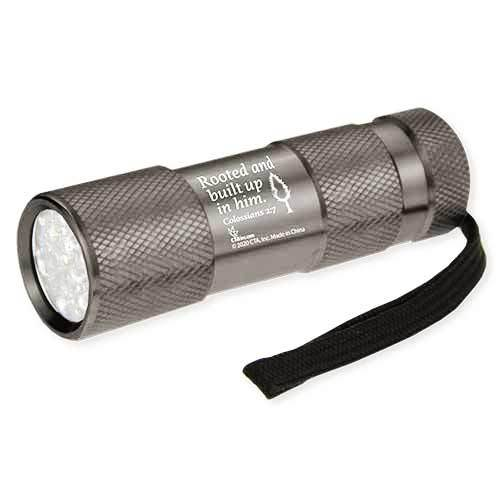 Mini LED Flashlight - Man of God: Rooted in Christ