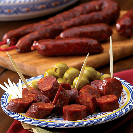 Palacios 'Oreados' Mini Chorizos