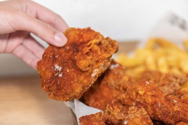 Buttermilk Fried Chicken Pieces