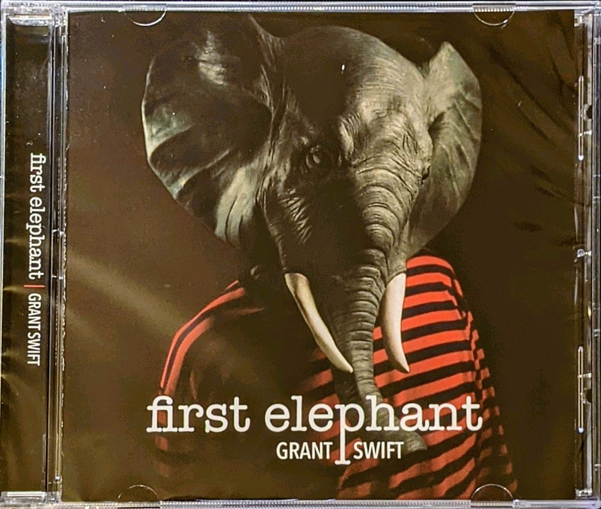 First Elephant by Grant Swift - Audio CD