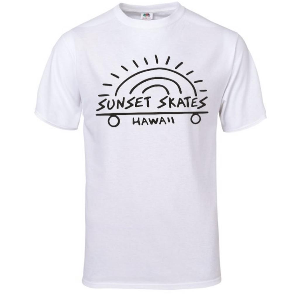 Sunset Skates T-Shirt