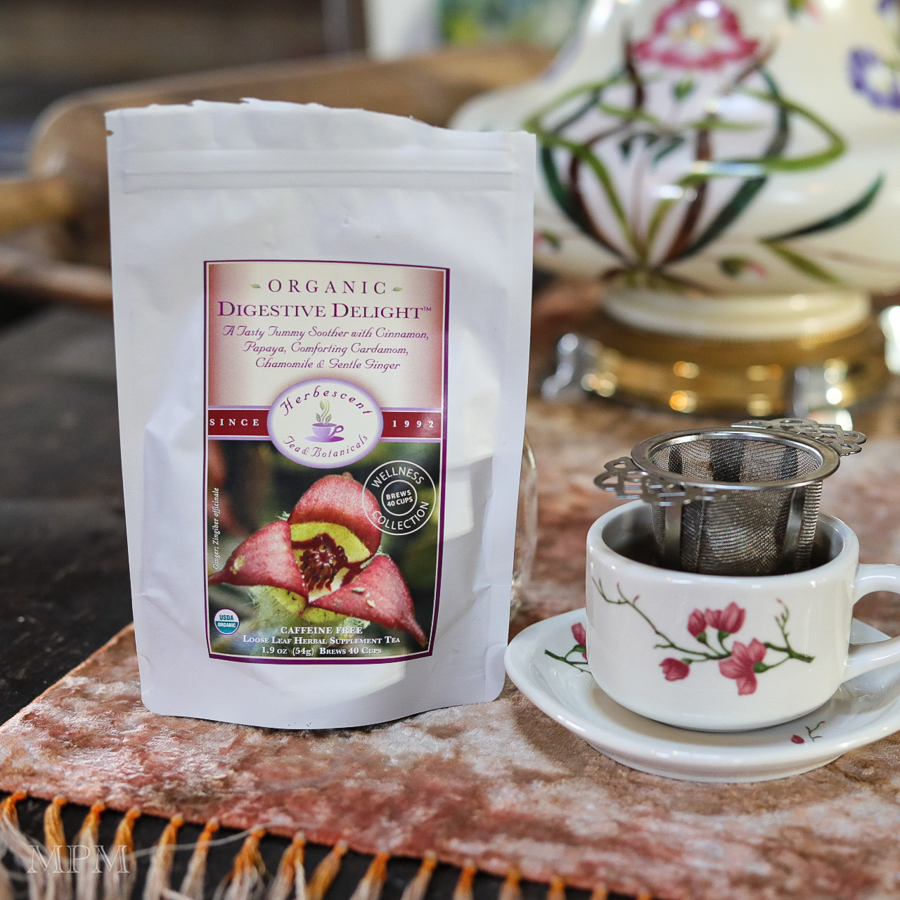 Digestive Delight Tea  - Herbescent