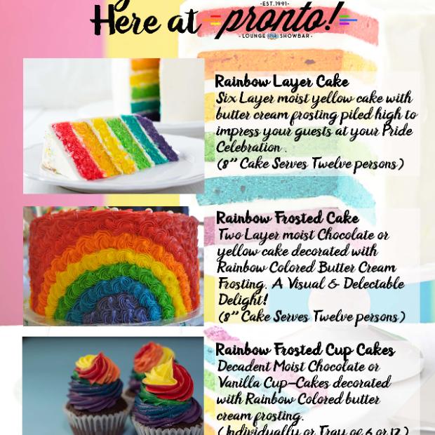 Pride Cake