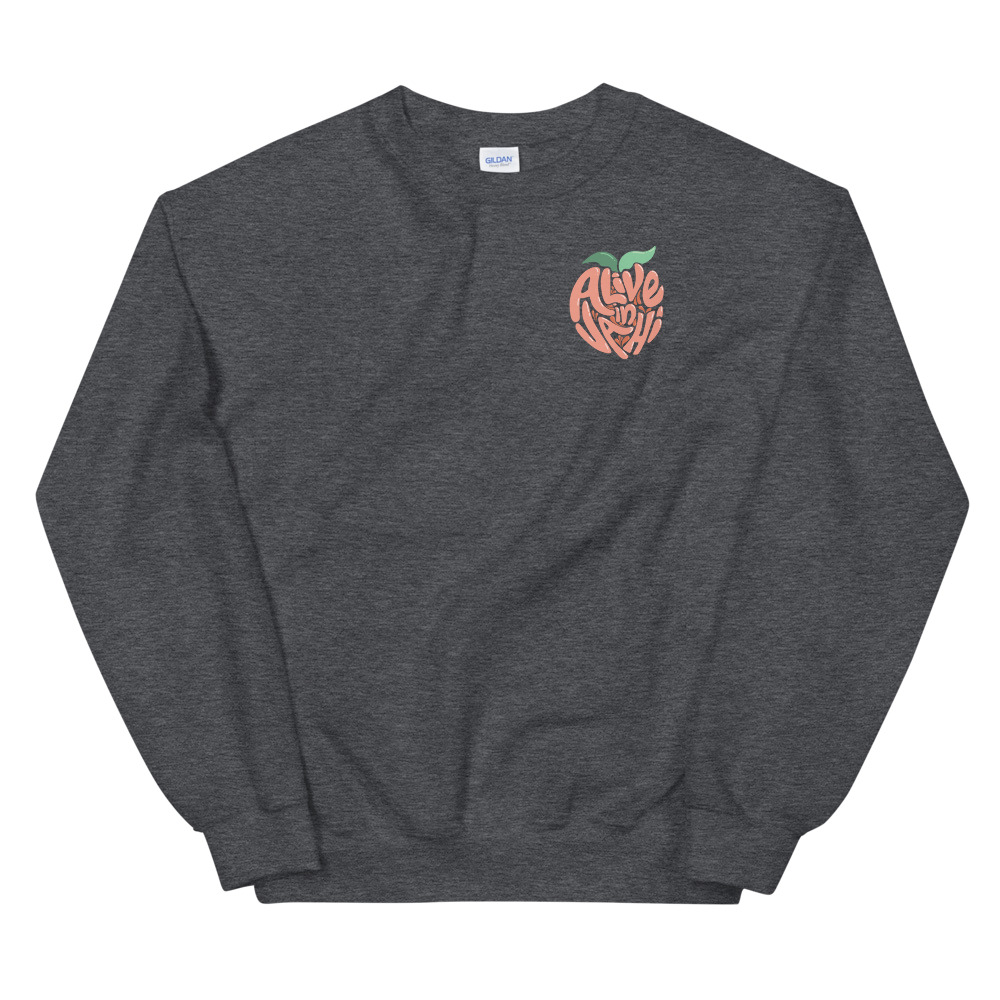 Online Alive in VAHI Unisex Sweatshirt