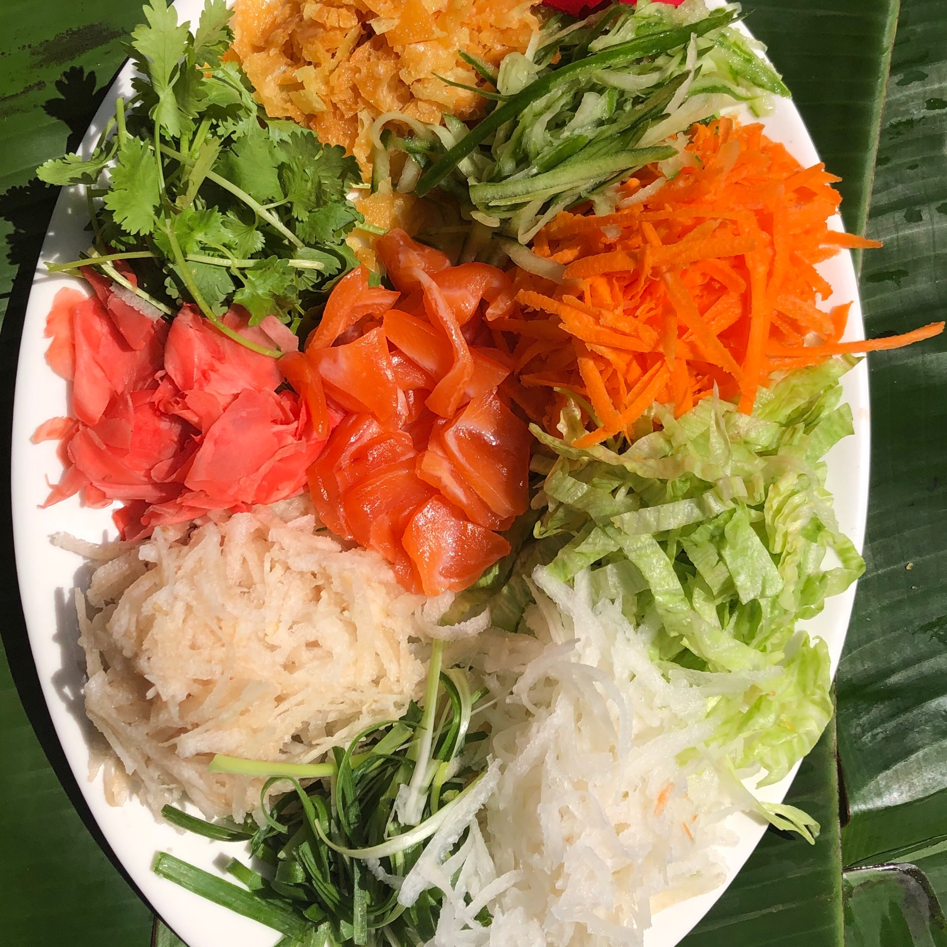 Yee Sang IN STORE AND 24 HR PRE ORDER ON