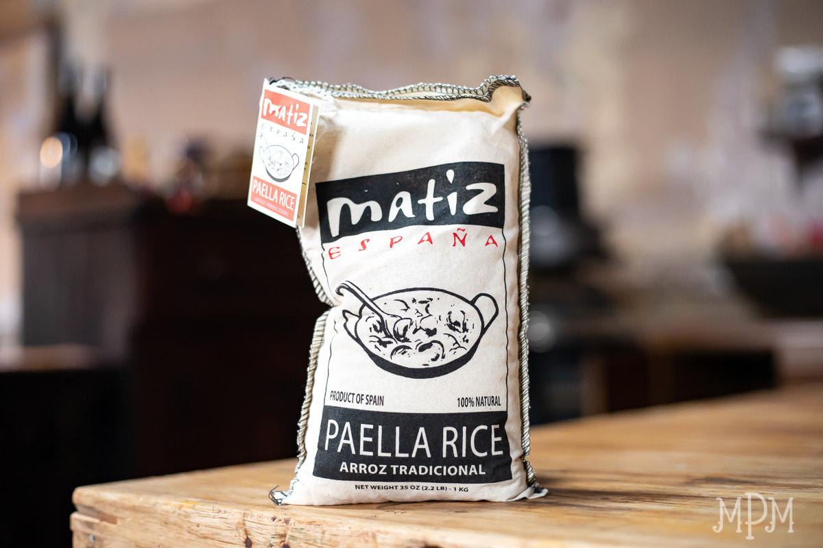 Paella Rice - 2.2lb - Matiz España