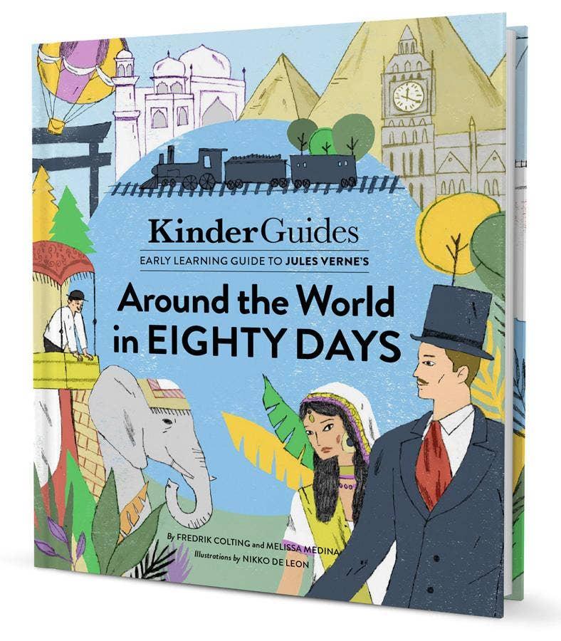 Jules Verne's Around the World in Eighty Days