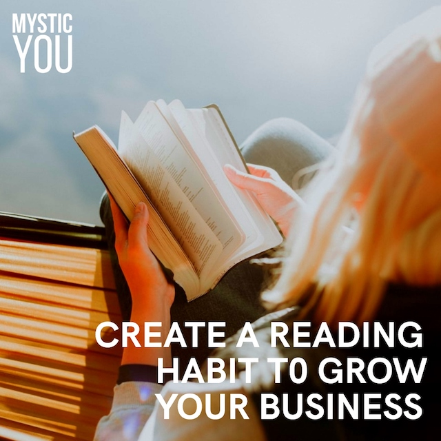 How to Create a Reading Habit to Grow Your Business