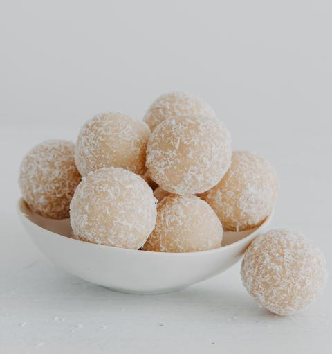 Coconut Protein Ball