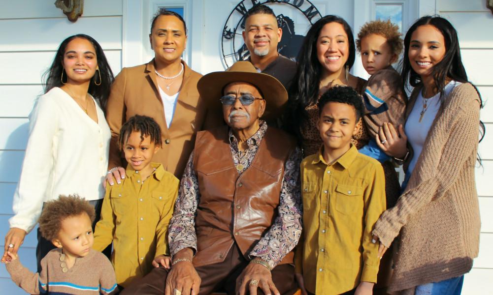 Senior Citizen Family
