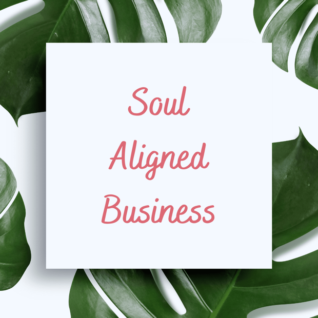 Soul Aligned Business Group Package - Pay in Full