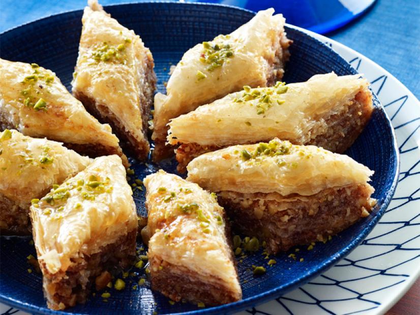 Desserts-Now Greek Baklava