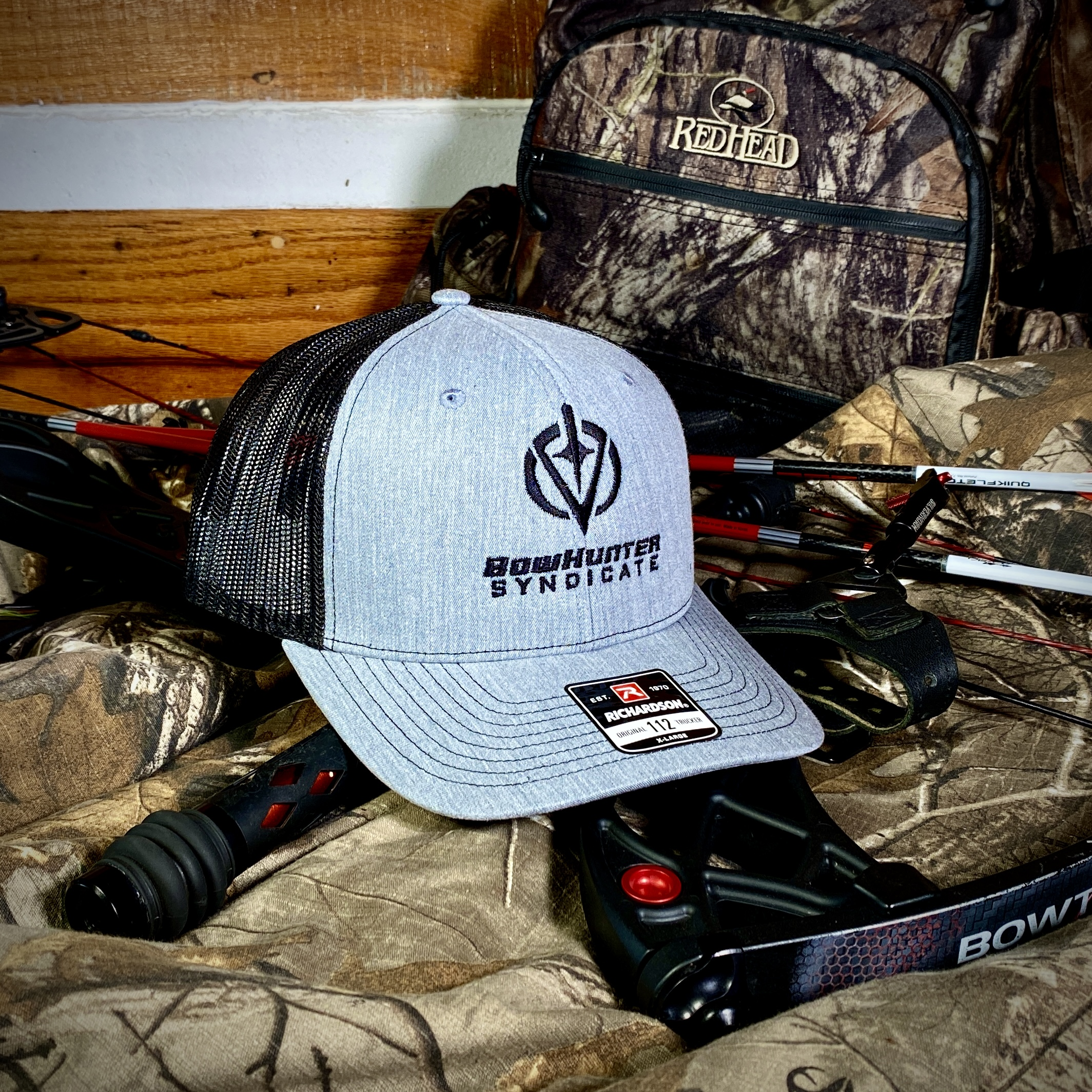 Bowhunter Syndicate Cap Model#112-103
