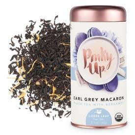 Earl Grey Macaron Loose Leaf Tea