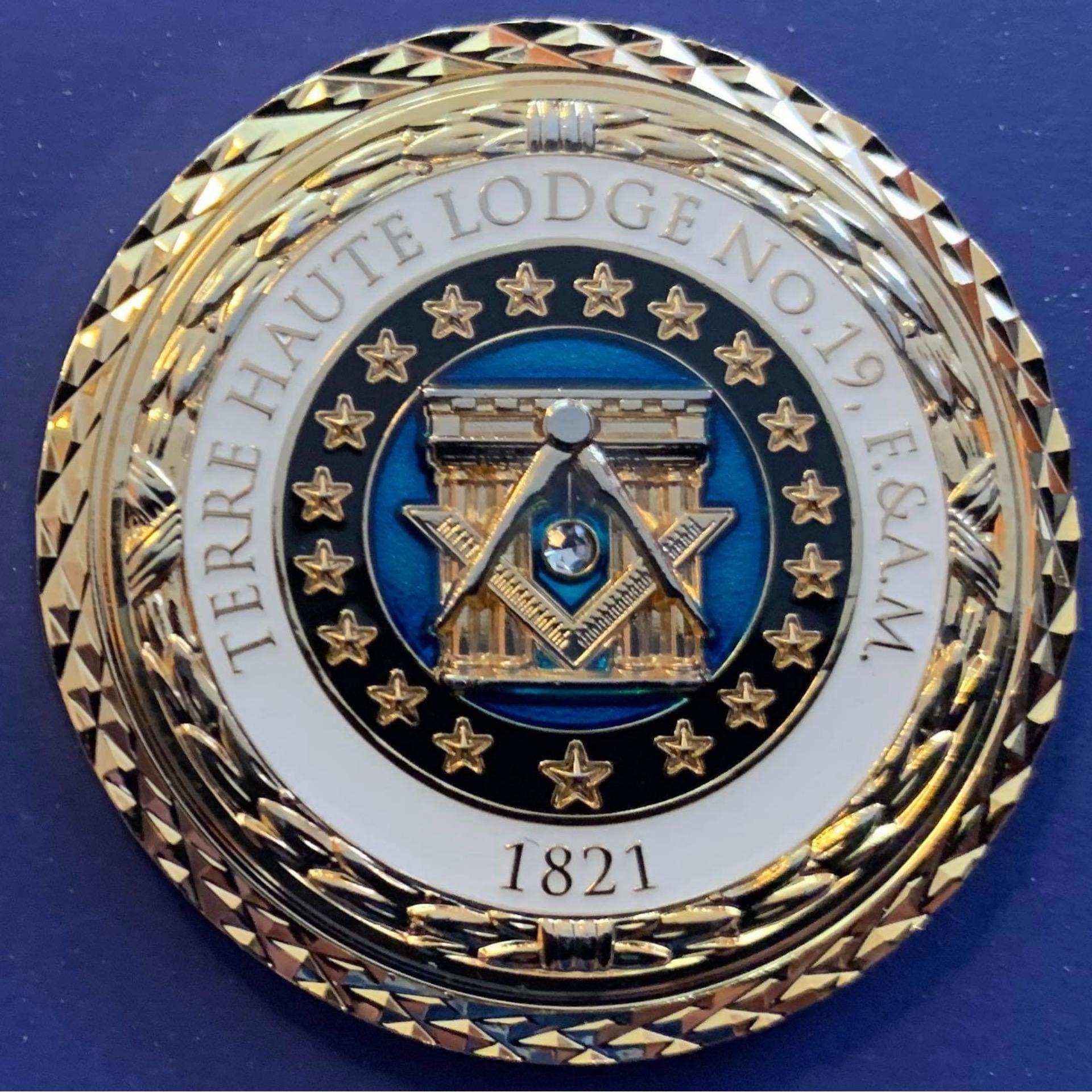 TH19 Bicentennial Coin