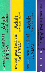 2021 Adult Wristbands